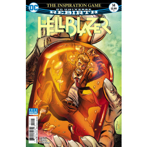 Hellblazer (2016) #14 VF/NM Tim Seeley Cover DC Universe Rebirth