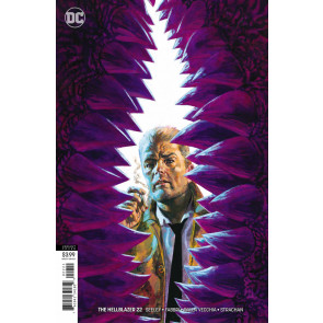 Hellblazer (2016) #22 VF/NM Sean Phillips Variant Cover DC Universe