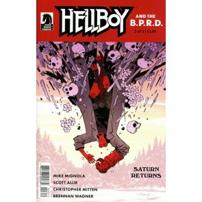 Hellboy and the B.P.R.D.: Saturn Returns (2017) #3 of 3 VF/NM Mike Mignola