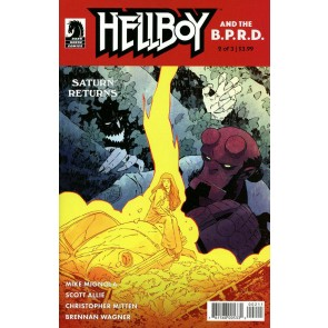 Hellboy and the B.P.R.D.: Saturn Returns (2017) #2 of 3 VF/NM Mike Mignola