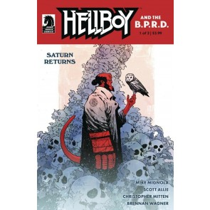 Hellboy and the B.P.R.D.: Saturn Returns (2017) #1 of 3 VF/NM Mike Mignola