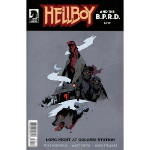 Hellboy and the B.P.R.D.: Long Night at Goloski Station (2019) #1 VF/NM Mignola