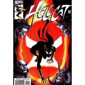 HELLCAT #2 (2000) VF/NM