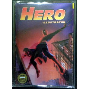 Hero Illustrated (1993) #6 Amazing Fantasy #15 3D lenticular hologram cover #361