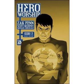HERO WORSHIP #2 NM HEROIC EDITION AVATAR PRESS