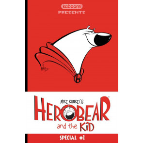 HEROBEAR AND THE KID SPECIAL #1 VF/NM BOOM! MIKE KUNKEL