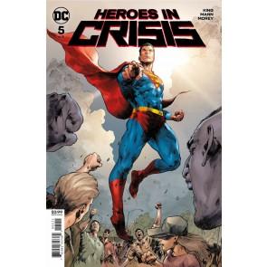 Heroes In Crisis (2018) #5 NM (9.4)