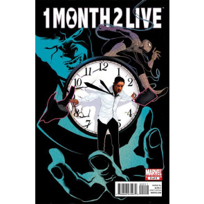 HEROIC AGE: ONE MONTH TO LIVE #'s 1, 2, 3, 4, 5 COMPLETE NM SET