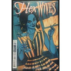Hex Wives (2018) #1 VF+ (8.5) Jenny Frison variant Vertigo