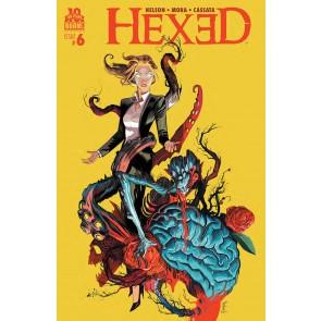 HEXED (2014) #6 VF/NM BOOM!