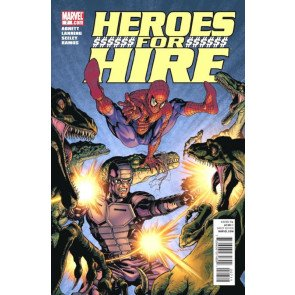 HEROES FOR HIRE #7 NM 1ST PRINT SPIDER-MAN