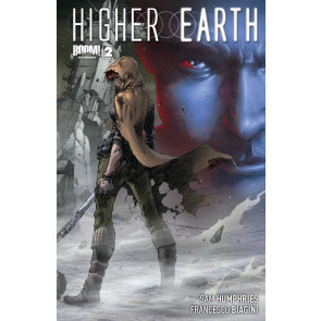 HIGHER EARTH #2 VF/NM COVER A BOOM!