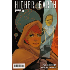 HIGHER EARTH #2 VF/NM COVER B BOOM!