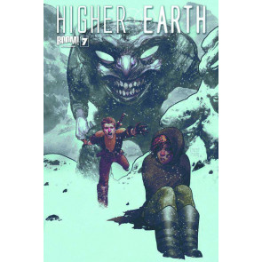 HIGHER EARTH #7 VF/NM COVER A BOOM!