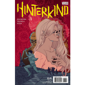 HINTERKIND (2013) #13 VF/NM VERTIGO