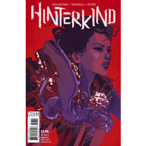 HINTERKIND (2013) #17 VF/NM VERTIGO