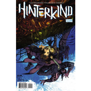 HINTERKIND (2013) #2 VF/NM VERTIGO