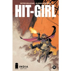 Hit-Girl Season Two (2019) #11 VF/NM Declan Shalvey Cover Image Comics