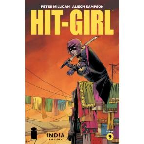 Hit-Girl Season Two (2019) #9 VF/NM Declan Shalvey Cover Image Comics
