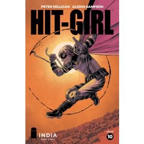 Hit-Girl Season Two (2019) #10 VF/NM Declan Shalvey Cover Image Comics
