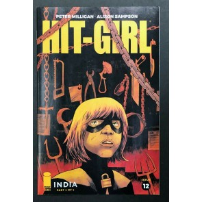 Hit-Girl Season Two (2019) #12 VF Declan Shalvey Cover Image Comics