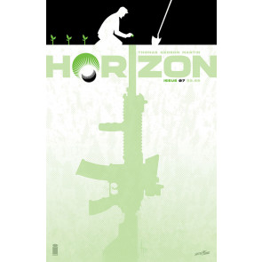 Horizon (2016) #7 VF/NM Image Comics