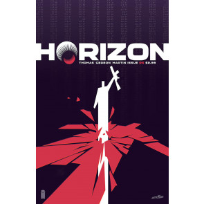 Horizon (2016) #5 VF/NM Image Comics