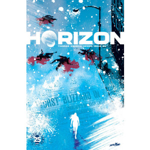 Horizon (2016) #9 VF/NM Image Comics