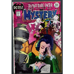 House of Mystery (1952) #194 FN+ (6.5) Wrightson cover Toth & Kirby art 52 pages