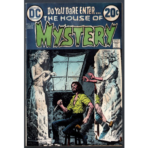 House of Mystery (1952) #215 VG/FN (5.0)