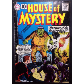 House of Mystery (1951) #116 VG (4.0)