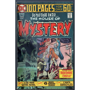 House of Mystery (1952) #229 VG (4.0) 100 page spectacular