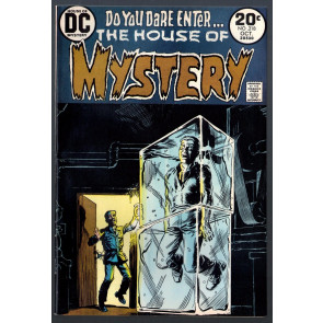 House of Mystery (1952) #218 FN (6.0)