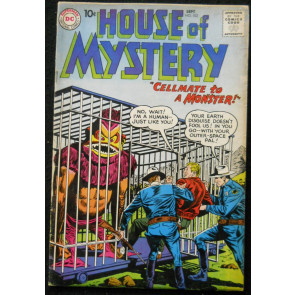 HOUSE OF MYSTERY #102 VG