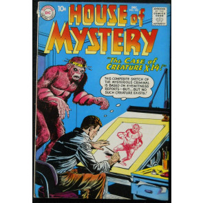 HOUSE OF MYSTERY #105 VG+