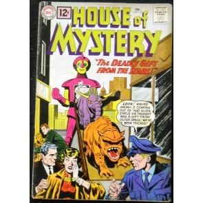 HOUSE OF MYSTERY #119 FR