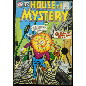 HOUSE OF MYSTERY #129 VG