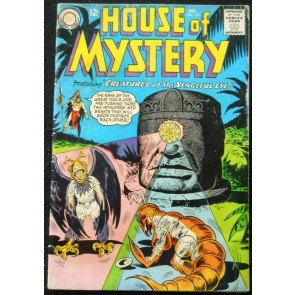 HOUSE OF MYSTERY #139 VG