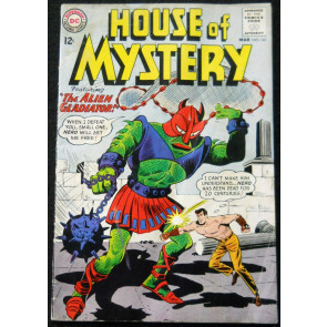 HOUSE OF MYSTERY #141 GD/VG