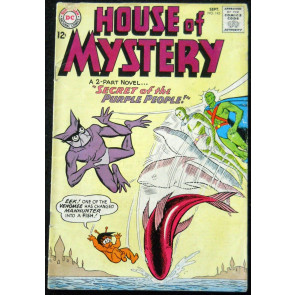 HOUSE OF MYSTERY #145 VG