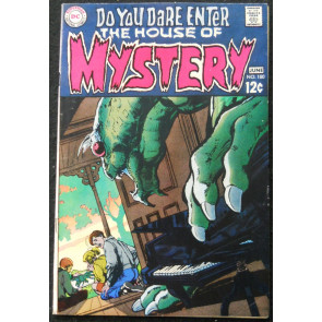 HOUSE OF MYSTERY #180 FN/VF NEAL ADAMS