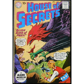 HOUSE OF SECRETS #39 VG+