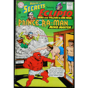 HOUSE OF SECRETS #75 VG/FN
