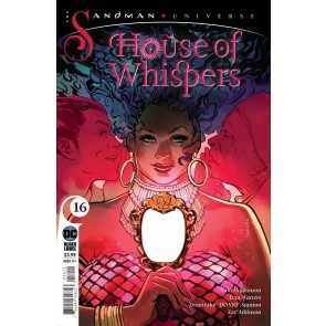 House of Whispers (2019) #16 VF/NM Vertigo Sandman Universe