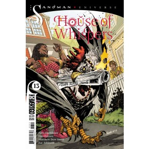 House of Whispers (2019) #13 VF/NM Vertigo Sandman Universe