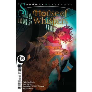 House of Whispers (2019) #19 VF/NM Vertigo Sandman Universe