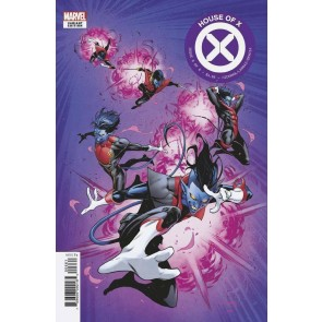 House of X (2019) #6 of 6 VF/NM-NM Coello Nightcrawler Variant Cover