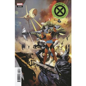 House of X (2019) #4 VF/NM-NM Mike Huddleston Variant Cover