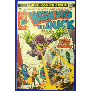 HOWARD THE DUCK #2 VF+