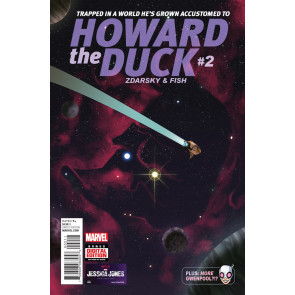HOWARD THE DUCK (2015) SERIES 2 #2  VF/NM